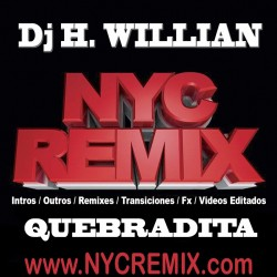 El Coco No - 80 Bpm Remix ( Quebradita )- Roberto Jr- BY DJ HEAVY WILLIAN.mp3