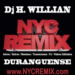 el avion de las 3 - 140 Bpm Remix -( Duranguence )-  AK 7 - BY DJ HEAVY WILLIAN.mp3