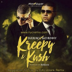 Krippy Kush - Reggaeton to Trap Farruko Ft Bad Bunny By KzaEdits 82bpm.mp3