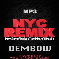 Luces -  Bulin 47 - By KzaEdits - NYCremix - Extend Intro - Dembow - 119 bpm.mp3