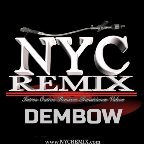 Eh Mentira - Extend - Rochy RD ft Manta - Dembow By KzaEdits - 115bpm NYCremix.mp3